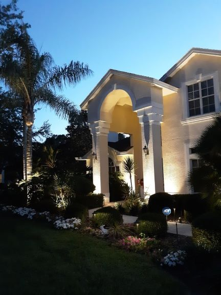 Landscape Lighting Westchase